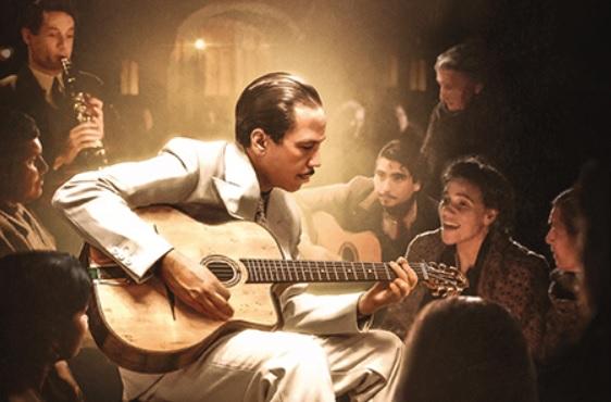 extrait affiche film Django bientot au Cine-club Image courtoisie
