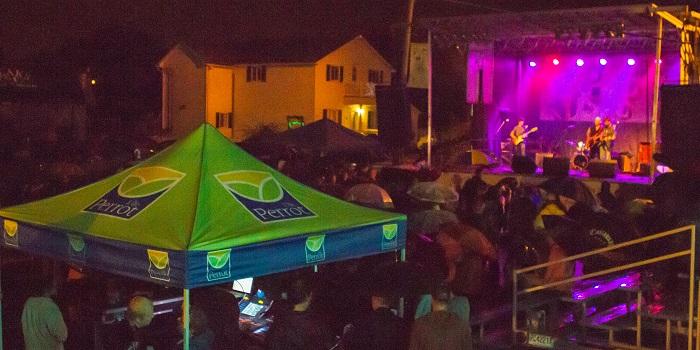 festival VIP_en_Blues spectacle scene principale Photo courtoisie Ile_Perrot