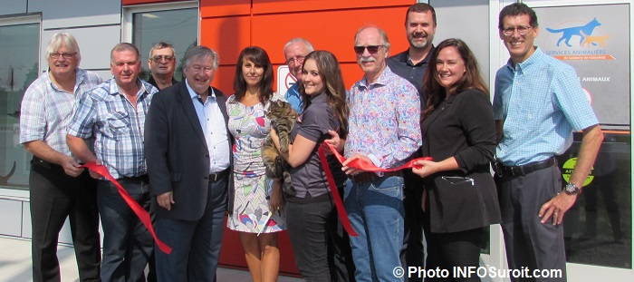 inauguration services animaliers Valleyfield 19sept2017 Photo INFOSuroit_com