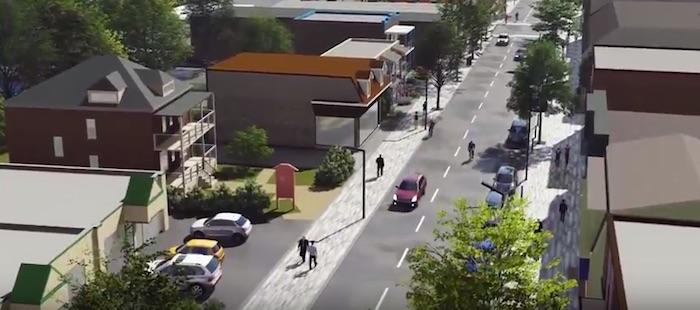 projet reamenagement rue Ellice extrait video courtoisie VB