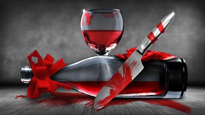 vin couteau sang meurtre mystere photo Comfreak via Pixabay CC0