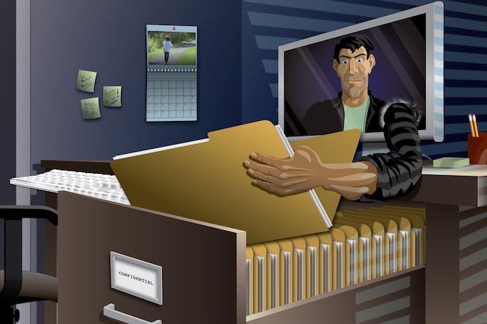 vol identite fraude internet telecommunication Image CerleanSon vi Pixabay CC0
