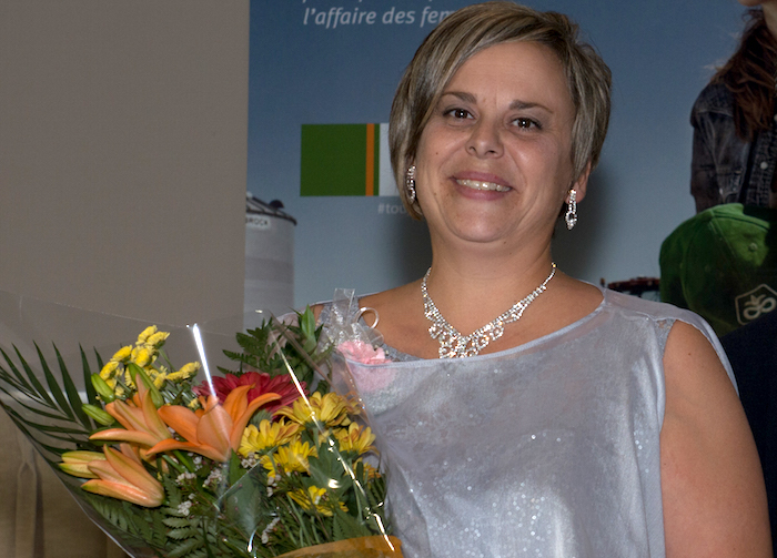 CatherineLefebvre agricultrice de l_annee 2017 Photo courtoisie