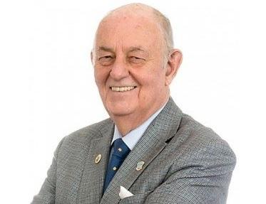 Ed Prevost maire de Hudson photo courtoisie