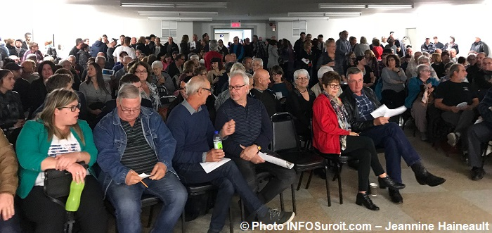 Soiree information electorale a Beauharnois assistance Photo INFOSuroit-J_Haineault