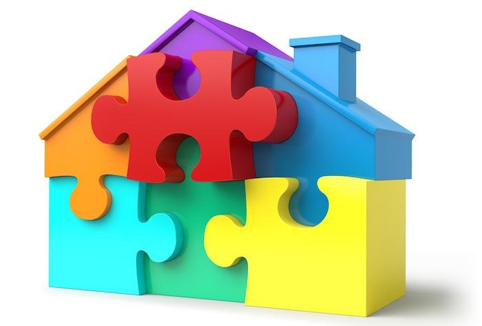 casse-tete habitation logement maison Visuel FreeGraphicToday via Pixabay CC0
