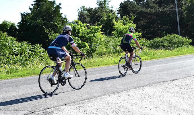 cyclisme velo Haut-Saint-Laurent tourisme Photo courtoisie CLD