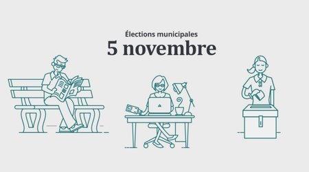 dgeq elections municipales 5 novembre 2017 visuel courtoisie DGEQ