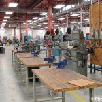 menuiserie mecanique salle de cours CFP Pointe-du-Lac Valleyfield Photo INFOSuroit