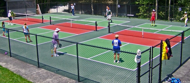 pickleball sport de raquette ateliers initiation a Valleyfield Photo via SdV