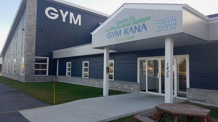 Gym Kana route 201 a Ormstown photo courtoisie CLD