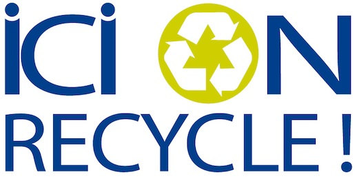 Ici_on_recycle logo campagne entreprise recyc-quebec via MRC