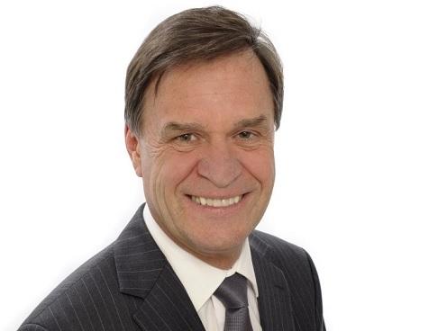 Pierre-Paul Routhier nouveau maire Chateauguay Photo courtoisie