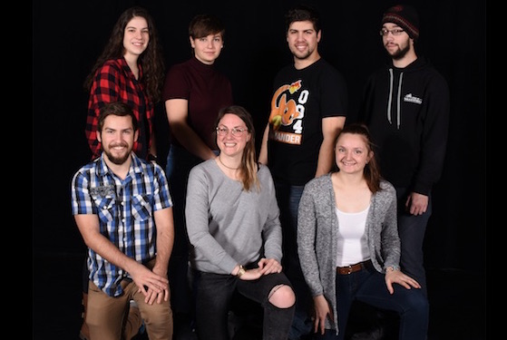 equipe production cegeps_en_spectacle 2017 College de Valleyfield Photo ColVal
