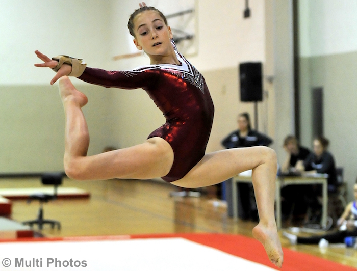 gymnastique competition Chateauguay 2017 Samuelle_Pinard Club Gymini credit Multi Photos