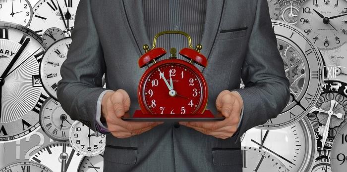 horloge heure normale heure avancee Photo et visuel Geralt via Pixabay CC0
