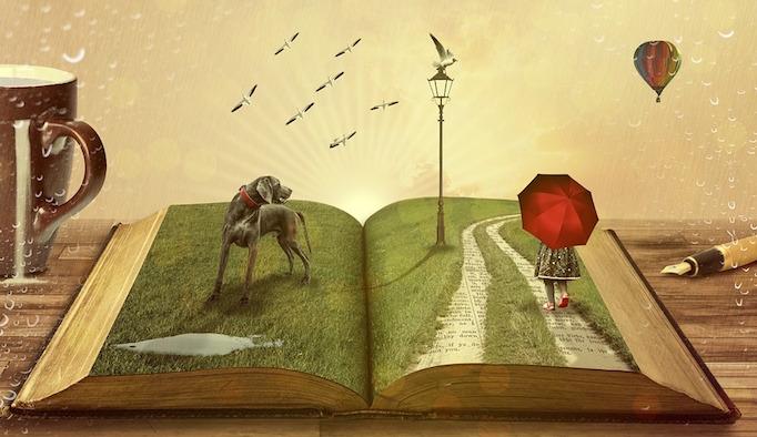 litterature livre conte histoire Visuel Comfreak via Pixabay CC0