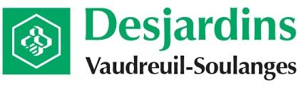 logo Desjardins Vaudreuil-Soulanges Visuel courtoisie