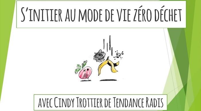 mode de vie Zero dechet Visuel Cindy Trottier Tendance Radis