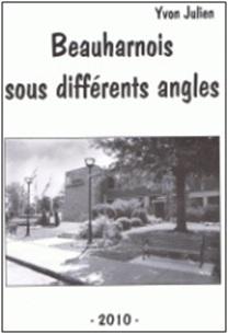 petit livre Beauharnois_sous_differents_angles historien Yvon_Julien Photo courtoisie Ville Beauharnois