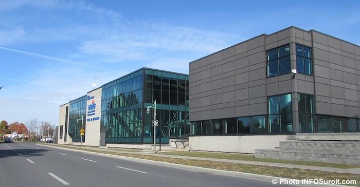 usine de filtration des eaux Valleyfield Photo INFOSuroit_com