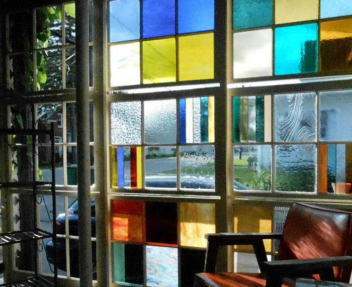 vitraux Atelier Verre2Go a Ormstown Photo courtoisie CLD