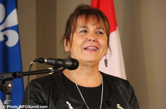 Louise-Lebrun-prefete-MRC-Haut-Saint-Laurent-mairesse-Ste-Barbe-dec2017-photo-INFOSuroit-Jeannine_Haineault
