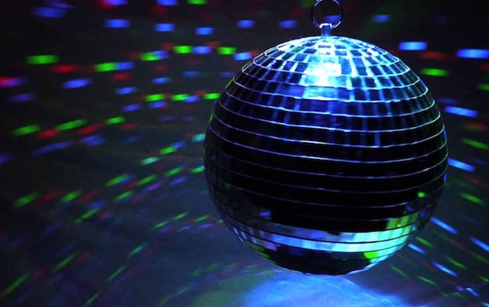 boule patin disco lumieres patinoire photo courtoisie Ville Beauharnois