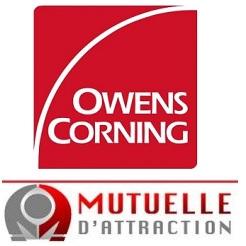 logos OwensCorning et Mutuelle_d_attraction