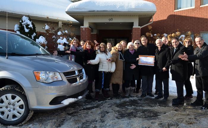 Don d_un vehicule pour Fondation Maison soins palliatifs VS photo courtoisie publiee par INFOSuroit