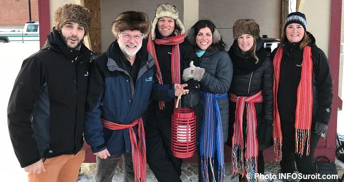 Lancement activites hivernales 2018 Ville de Beauharnois photo INFOSuroit