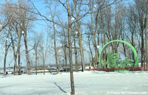 visuel JeSuis parc de la Maison-Valois Vaudreuil-Dorion Hiver 2017 neige photo INFOSuroit