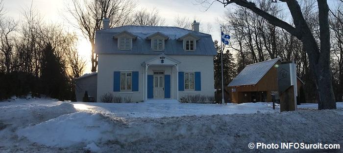 Maison Felix-Leclerc Vaudreuil-Dorion hiver jan2018 photo INFOSuroit