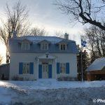 Maison Felix-Leclerc de Vaudreuil-Dorion hiver jan2018 photo INFOSuroit