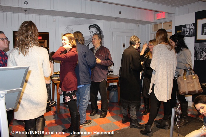 artistes et invites lancement 2018 Maison Felix-Leclerc photo INFOSuroit-Jeannine_Haineault