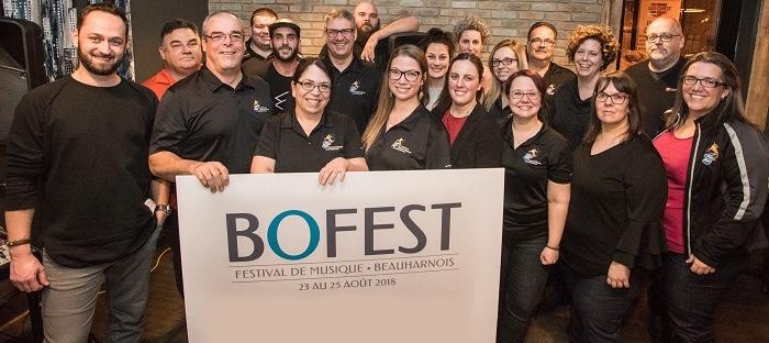 festival lancement Bofest au Cafe-Delices Beauharnois Photo courtoisie