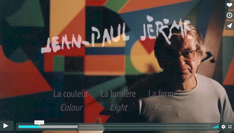 Film AndreDesrochers sur Jean-Paul_Jerome bande annonce via Vimeo