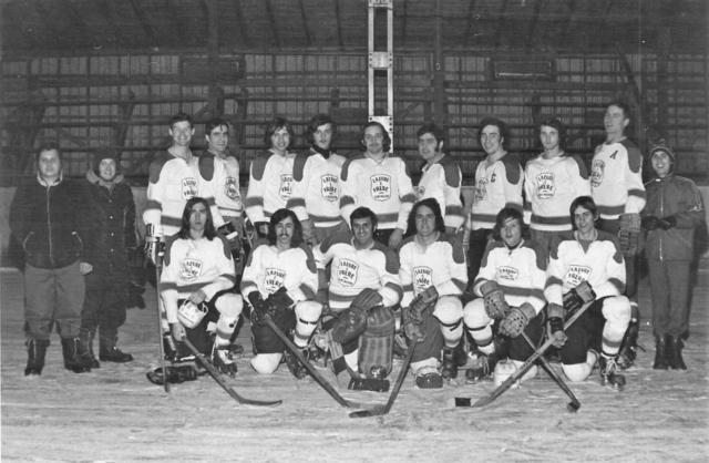 arena Huntingdon hockey photo courtoisie archive arena regional Promutuel pour Huntingdon Hockeyville 2018