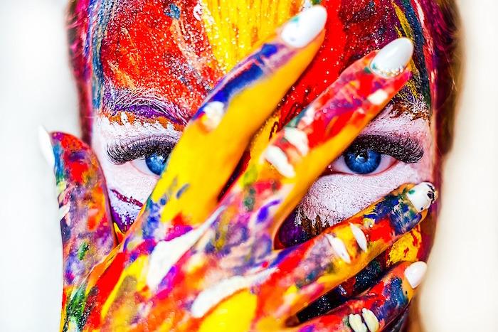 arts visuels peinture photo Lightstargod via Pixabay CC0 et INFOSuroit