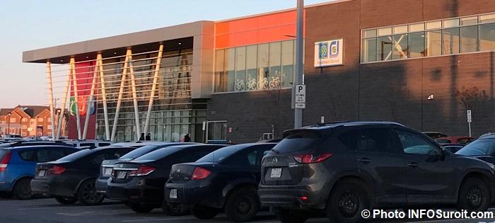 centre Multisports a Vaudreuil-Dorion mars 2018 Photo INFOSuroit