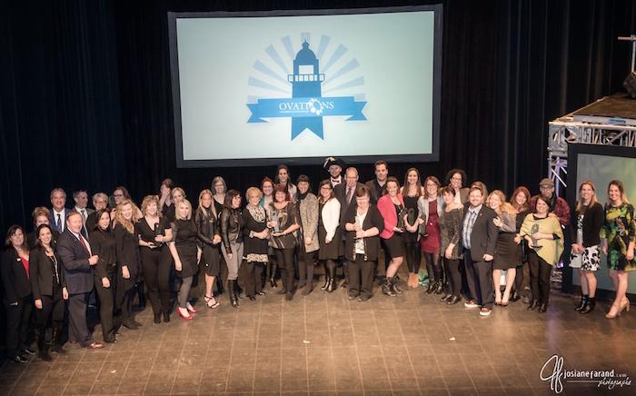 concours Ovations VS 2018 les laureats photo Josiane_Farand via Eklosion