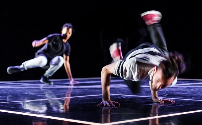 danse danseurs JossuaCollin et FelixCossette Copyright photo Philippe_Provencher Le _Foutoir via Ville Chateauguay