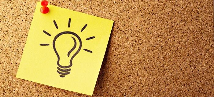 post-it aide memoire bonne idee lumiere visuel FreeGraphicToday via Pixabay CC0 et INFOSuroit