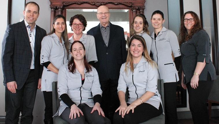 Clinique auditive Laniel une histoire de famille photo courtoisie AgenceZel