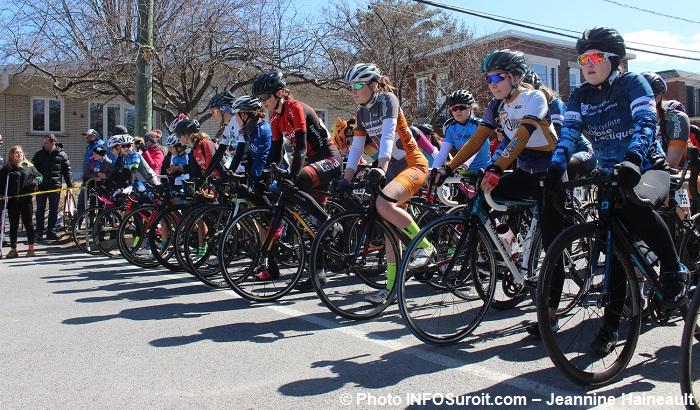 Criterium Beauharnois 2018 cyclistes velo ligne de depart Photo INFOSuroit-Jeannine_Haineault