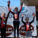 Criterium Beauharnois 2018 velo cyclistes gagnantes Photo INFOSuroit-Jeannine_Haineault