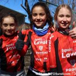 Criterium Beauharnois 2018 velo trois jeunes cyclistes Espoirs Photo INFOSuroit-Jeannine_Haineault