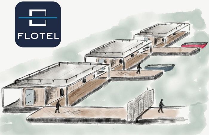 Flotel Valleyfield esquisse preliminaire visuel courtoisie SdV