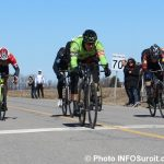 Grand Prix cyclistes Ste-Martine 2018 velo course arrivee hommes maitres photo INFOSuroit-Jeannine_Haineault