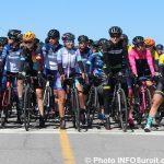 Grand prix cycliste Ste-Martine 2018 velo course cyclistes depart femmes photo INFOSuroit-Jeannine_Haineault